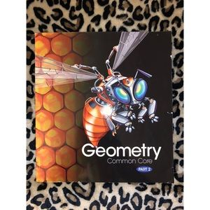 Geometry Common Core Part 2 Textbook